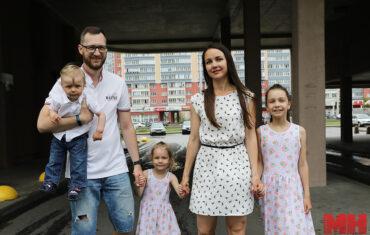 Семья Мироновых